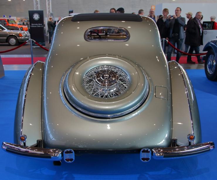 1937 Horch 853 Sport Coupe Erdmann&Rossi-7