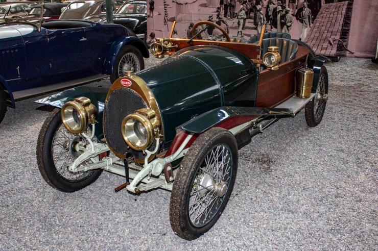 bugatti tipo17